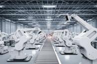Автономная система искусственного интеллекта играет с NanoLEGO