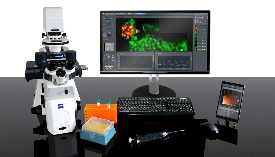 Bruker запускает систему Bio-AFM NanoWizard 4 XP Extreme Performance