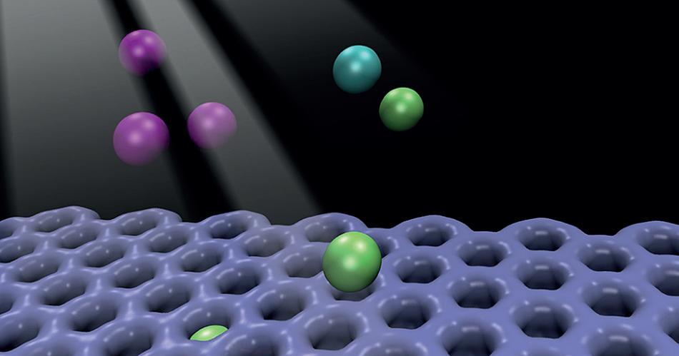 Брукхейвен и Forge Nano разработали технологию улавливания благородных газов