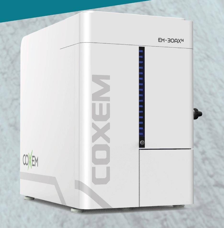Coxem представляет новый настольный микроскоп EM-30N