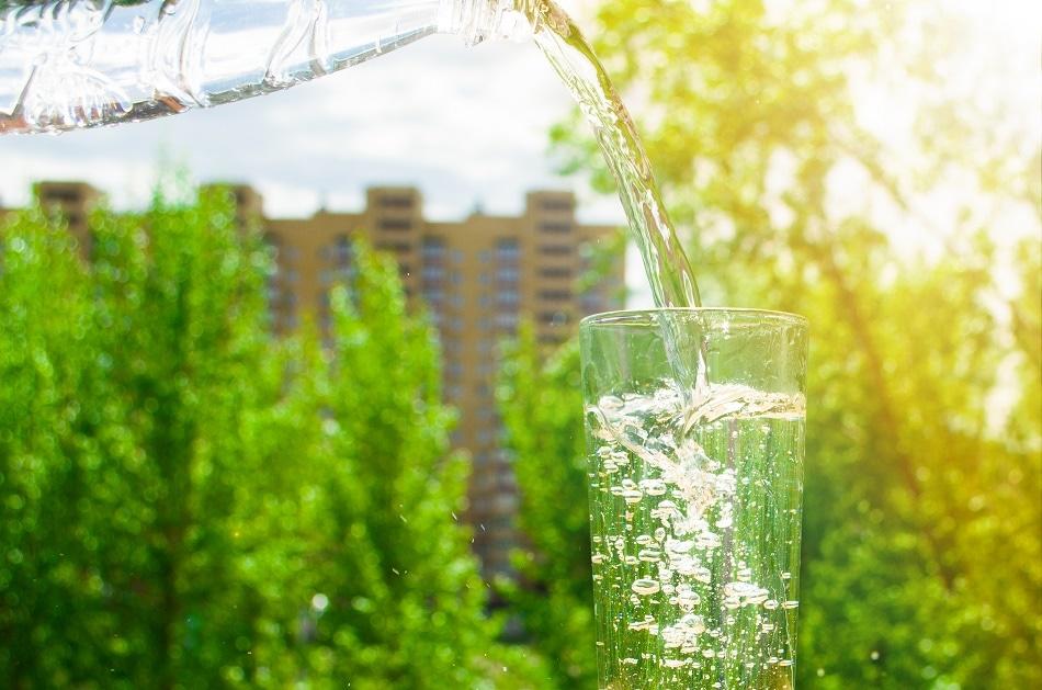 Достижение очистки воды с помощью магнитных наночастиц