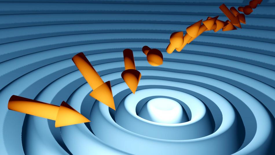 Генерация и управление спиновыми волнами в наноструктурированных магнитных материалах