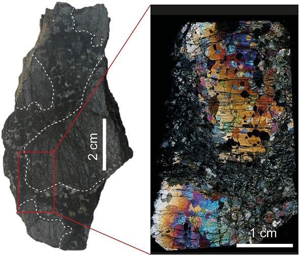 Исследователи обнаруживают наноалмазы в образцах океанических пород