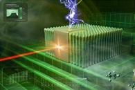 Исследователи разрабатывают электрические нанолазеры меньшего размера