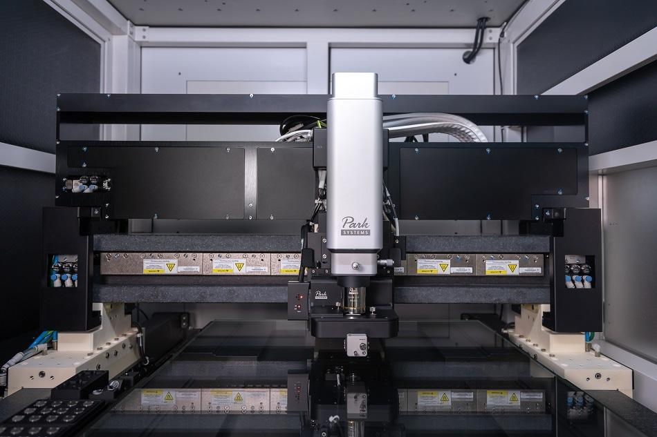 Компания Park Systems представляет Park NX-TSH - автоматическую сканирующую головку (TSH) с высоким разрешением для промышленной крупногабаритной АСМ в Semicon China и Semicon West