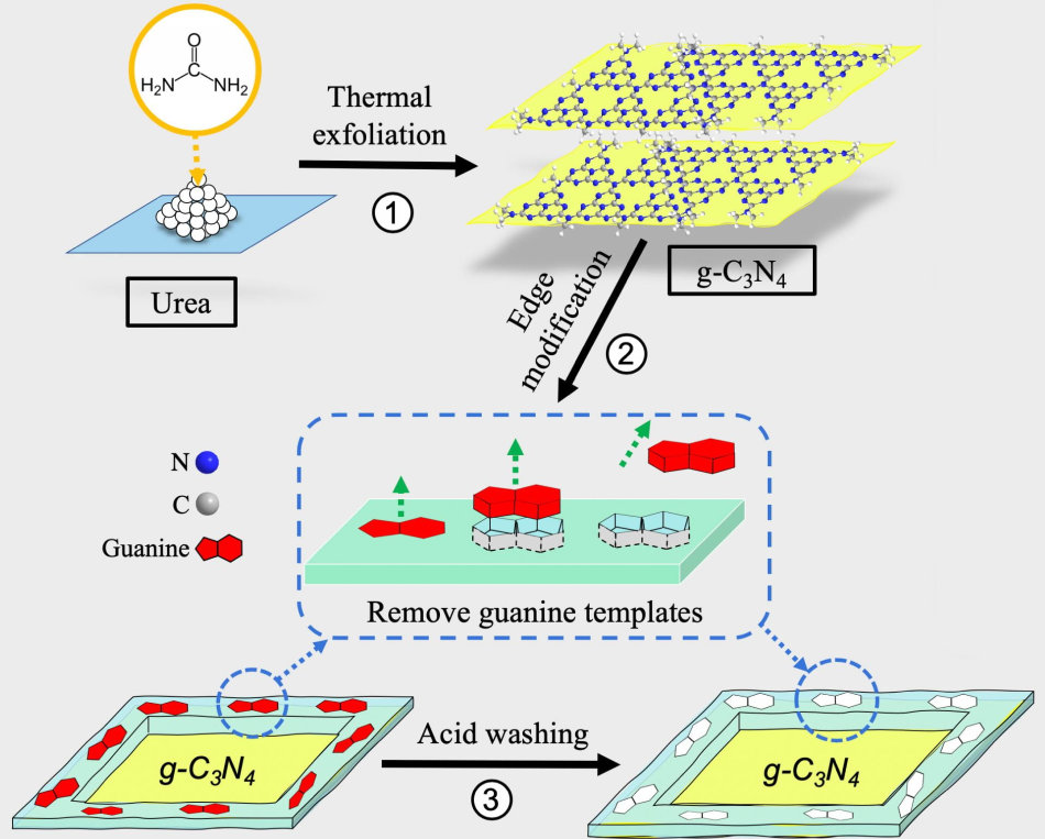 Наноразмерные графитовые нитриды углерода могут помочь в борьбе с антибиотикоустойчивыми бактериями