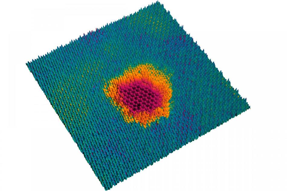 Новый метод наноструктурирования для обработки поверхностей в атомном масштабе