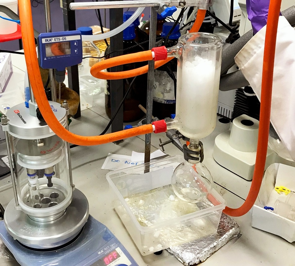 Оптимизация разработки синтетических органических методов