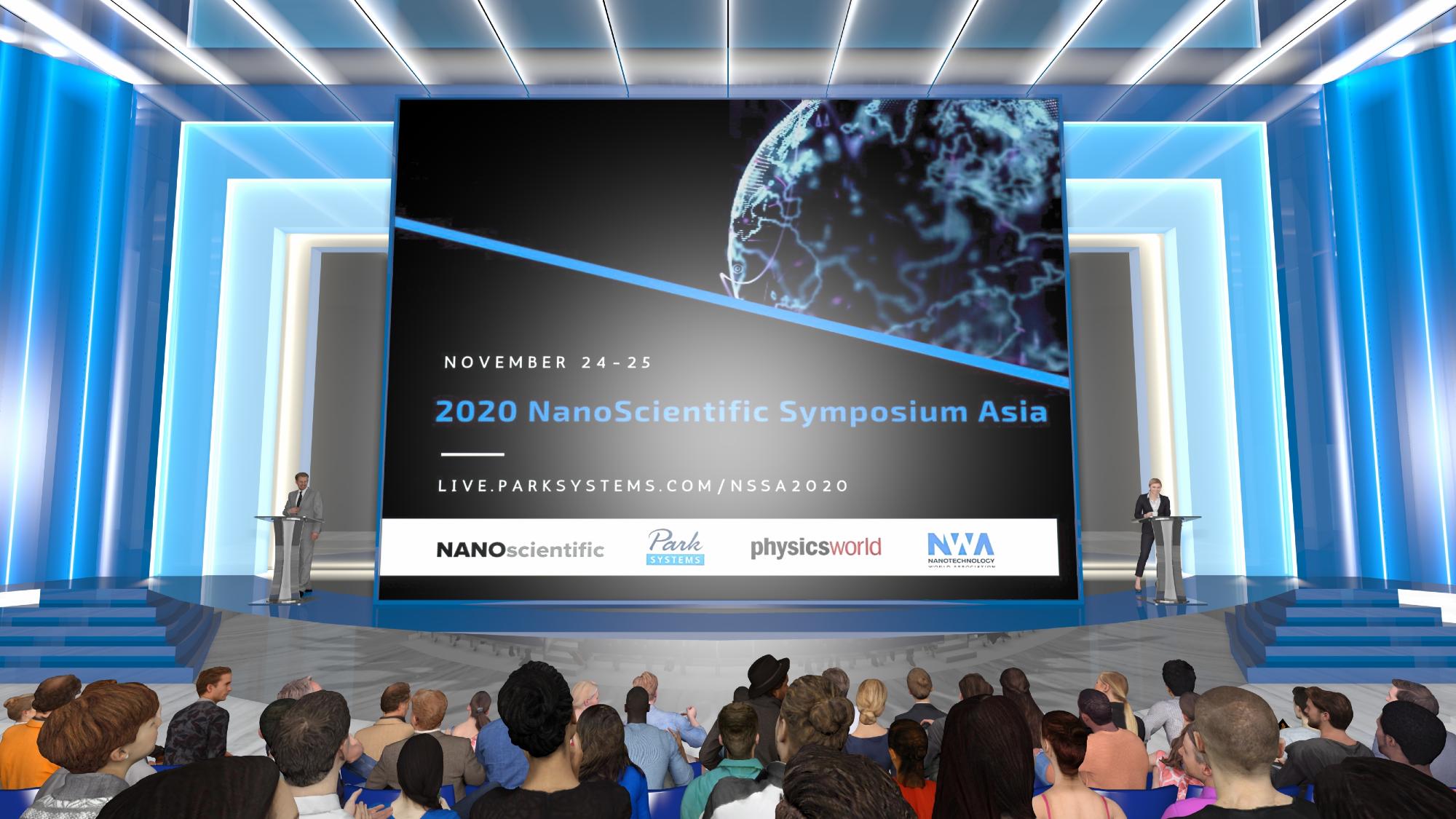 Park Systems объявляет о нано-научном симпозиуме в Азии