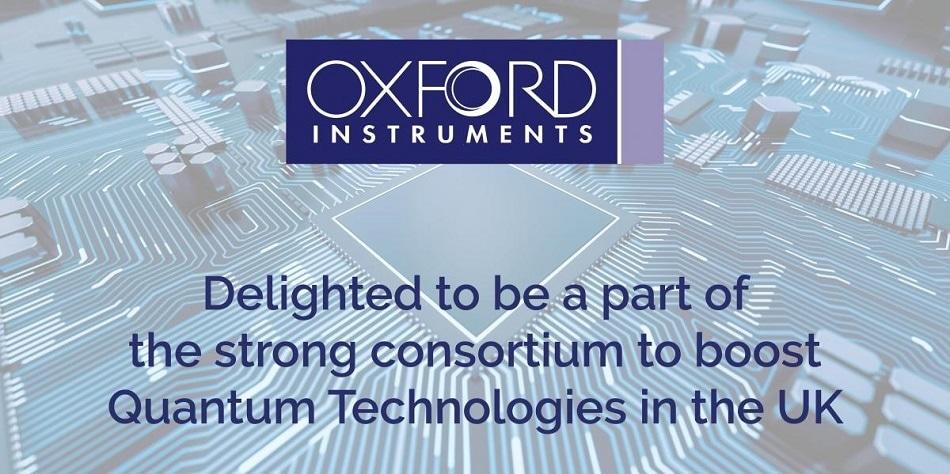 Предприятия Oxford Instruments в области плазменных технологий и нанотехнологий сотрудничают с Консорциумом, получившим грант на развитие квантовых технологий в Великобритании