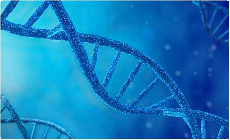 Структура атомного уровня ДНК-полимеразы дельта - фермента, стоящего за репликацией ДНК