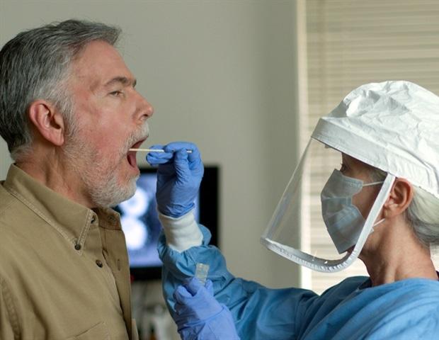 Тестирование слюны позволяет быстро, точно и неинвазивно обнаружить SARS-CoV-2