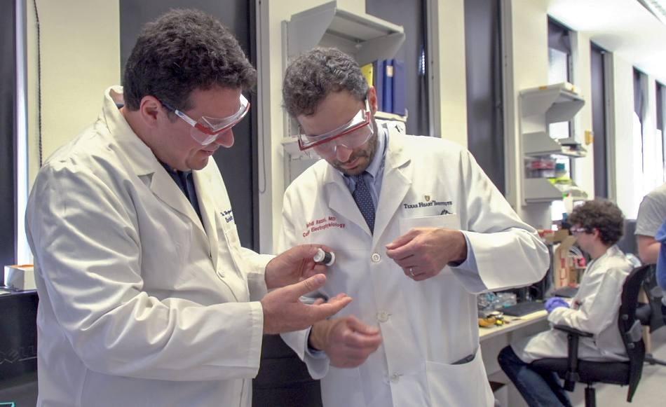 Волокна нанотрубки могут соединять поврежденные ткани сердца