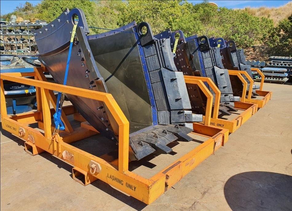 Защитные графеновые материалы продлевают срок службы горного оборудования
